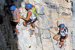 Via Ferrata LESGECKOS